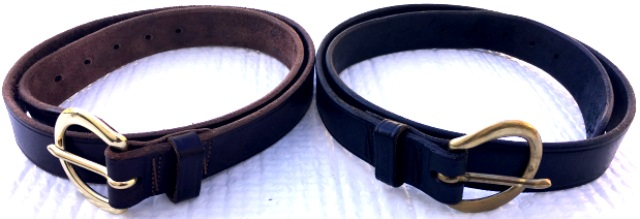 ALBRIGHT'S BELTS
