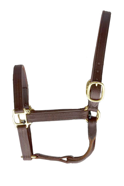 LEATHER SALE/SHOW HALTER